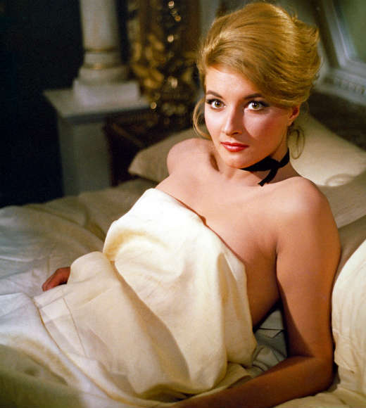 From Honey Ryder to Strawberry Fields: The ultimate guide to Bond girls: The movie: From Russia with Love The actress: Daniela Bianchi  Character type: Unwitting dupe Cringeworthy name factor: Low Good or evil?: Good-ish Ultimate fate: On a boat with Bond in Venice... but probably in trouble for trying to lure a British agent to his death, although she thought she was doing it for the Soviet government, not SMERSH. Distressed damsel or Bond-worthy badass?: She allows herself to be duped and drugged, which makes her pretty damsel-y. But she also saves Bond from Rosa Klebb, which is badass. Lets call her a badsel. Damass?