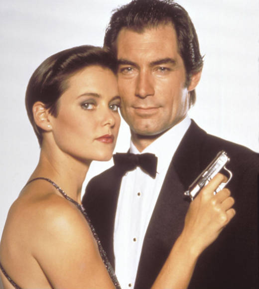 "<b>The movie:</b> ""License to Kill""<br> <b>The actress:</b> Carey Lowell<br> <b>Character type:</b> CIA informant and pilot<br> <b>Cringeworthy name factor:</b> Low<br> <b>Good or evil?:</b> Good<br> <b>Ultimate fate:</b> Smooching Bond in a dead drug lord's pool after she saves the spy from an exploding tanker.<br> <b>Distressed damsel or Bond-worthy badass?</b>: Mid-level badass"