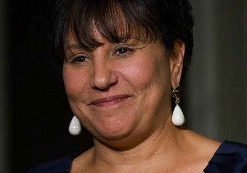 Penny Pritzker, the National Finance Chair of President Barack Obama's presidential campaign. (Saul Loeb/AFP-Getty Images)