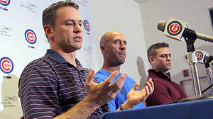 Cubs believe trade opportunities limited