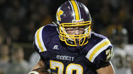 Nov. 7th Athlete of the Week: Kurran Blamey, Monett Football