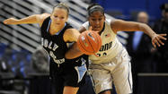 Pictures: UConn Women Defeat Holy Family In Exhibition Game