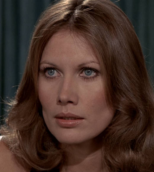From Honey Ryder to Strawberry Fields: The ultimate guide to Bond girls: The movie: The Man with the Golden Gun The actress: Maud Adams Character type: Bad mans mistress Cringeworthy name factor: Low Good or evil?: Bad girl gone good Ultimate fate: Killed when she betrays Scaramanga. Distressed damsel or Bond-worthy badass?: She sets the whole plot in motion by sending the golden bullet to MI6 -- and shes a lot more effective than Mary Goodnight. If she had survived longer, shed probably be badass.