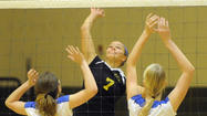 Loch Raven vs. Lansdowne volleyball playoffs [Pictures]