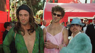 2000 Academy Awards: Matt Stone and Trey Parker dress in drag