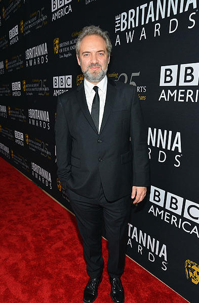 """Skyfall"" director Sam Mendes"