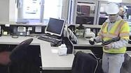 State police still hunting for Fallston bank robber