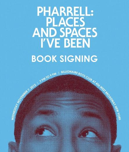 Virginia Beach's Pharrell Williams has a new book about his journeys through pop culture.