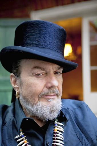 Dr. John and The Blind Boys of Alabama will perform at Ferguson Center for the Arts on Monday, Nov. 12, 2012.