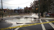 Charles St. water main break could cause continued traffic snarls