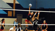TRAVERSE CITY — Traverse City St. Francis rallied to top Boyne City, 27-25, 25-22, 25-21, in a Class C regional semifinal Tuesday.