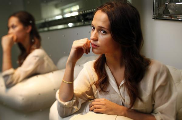 Celebrity portraits by The Times: Swedish actress Alicia Vikander photographed in Los Angeles. Vikander stars in the Danish film A Royal Affair opening Nov. 9, 2012, and she plays Kitty in Anna Karenina.