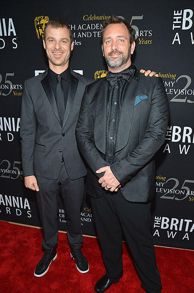 "Honorees Matt Stone and Trey Parker, creators of ""South Park"" and ""Book of Mormon"""