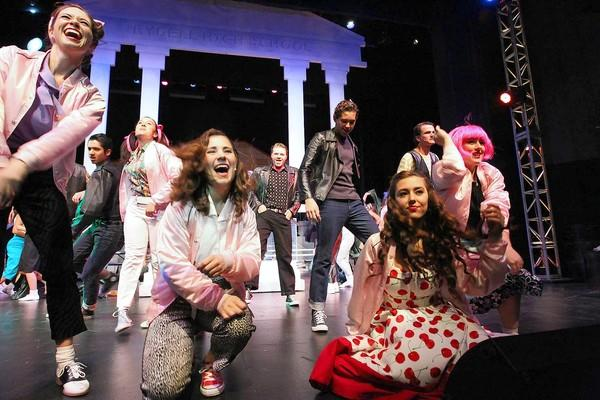 "The Laguna Beach High School Park Avenue Players kick off its 20th anniversary with ""Grease,"" which kicks off Friday at the high school's theater."