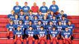 The Richland Rockets Fourth-grade Football Team Won The 2012 Championship By Beating Johnstown 21-6.