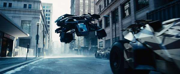 """The Dark Knight Rises,"" the most successful movie in the third quarter, was not shown in 3-D, which probably contributed to the decrease in the average price of a movie ticket in the U.S. in the quarter."