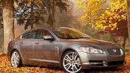 Jaguar announced Thursday that it was recalling certain Jaguar XF models for potential problems with the fuel system.