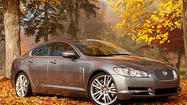 Jaguar issues recall of select 2010-2012 XF models