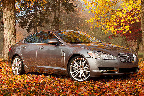 Jaguar is recalling select 2010-2012 XF models for problems with the fuel system.