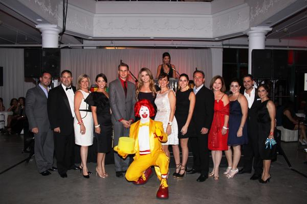 Ronald McDonald House Charities of South Florida (RMHC) ended its 30th Anniversary Celebration in Miami's Design District in true style, netting $140,000 to continue the charity's mission of helping South Florida's children live happier and more productive lives. The celebration culminated a year long 30th anniversary fundraising campaign, which raised more than $500,000 for the charity.  More than 450 guests packed the Moore Building Saturday, November 3, which was proclaimed 'Ronald McDonald House Charities of South Florida Day' in both Miami-Dade and Broward Counties. Two South Florida favorites - DJ Bounce from the American Airlines Arena's Grey Goose Lounge and the high octane Latin fusion of 'Locos Por Juana' - helped keep the energy level high all night long for the event guests and families staying at the two South Florida Ronald McDonald Houses.