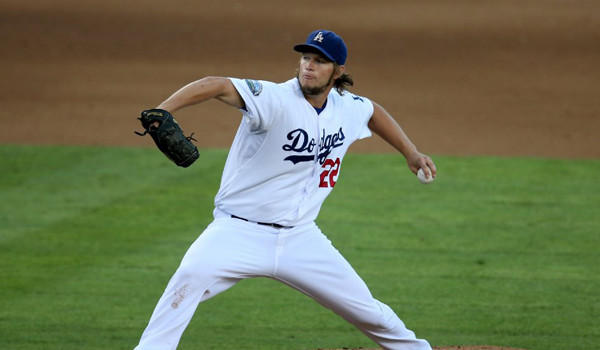 Dodgers left-hander Clayton Kershaw went 14-9 this past season with a 2.53 ERA.