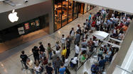 The highly anticipated reopening of the Apple Store at Mall at Millenia in Orlando is Saturday at 10 a.m. and officials say it's the iPhone manufacturer's largest retail space in Florida.