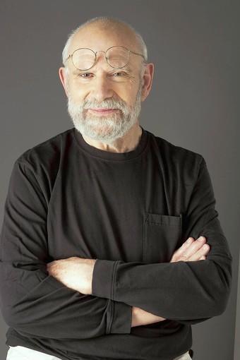 Author Oliver Sacks.