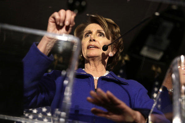 It is uncertain whether Nancy Pelosi will retain her post as Democratic leader in the House.