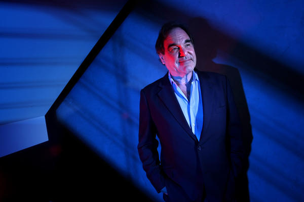 "OLIVER STONE calls his ""Untold History of the United States"" ""the most significant thing I've achieved"" and is proud that American television has taken it on."