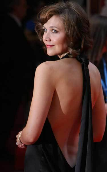 <i>The Dark Knight</I> star Maggie Gyllenhaal celebrates birthday 33.