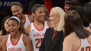 Terps strive to push past Elite Eight