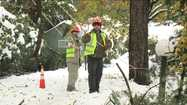 Nor'Easter Pummels More LI Power Customers