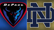 Basketball rosters and 2012-13 schedules for DePaul and Notre Dame: