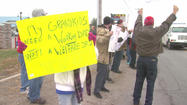 Goshen union workers fight to keep jobs from moving to Mexico
