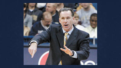 Pitt coach Jamie Dixon hopes the Panthers rebound from last year's disappointing season (22-17) when they host Mount St. Mary's in a college basketball season opener Friday.