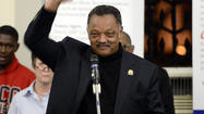 Rev. Jesse Jackson joins fight against youth jail in Baltimore
