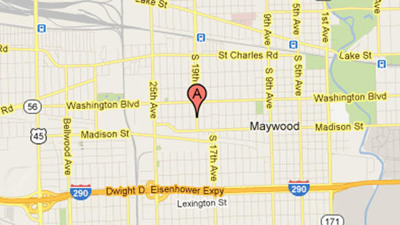 Maywood cops fatally shoot man who pointed gun