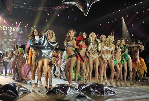 Bedazzled bras and half-clad circus acts: Welcome to the Victoria's Secret fashion show: Victorias Secret Fashion Show