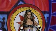 Victoria's Secret goes to the circus