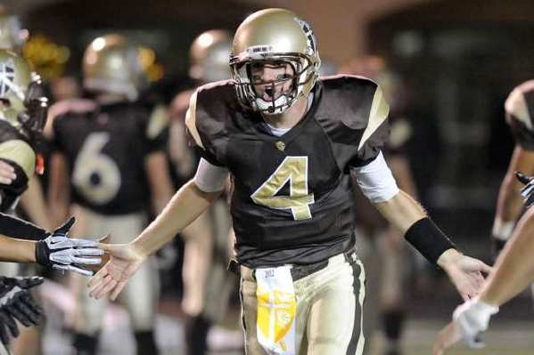 ARCHIVE PHOTO: St. Francis' senior quarterback Jared Lebowitz has thrown for more than 2,500 yards and 22 touchdowns this season.