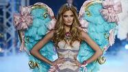 Victoria's Secret brings the wings