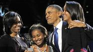 <strong>WASHINGTON —</strong> When her father's second term as president is up, Malia Obama will be 18 and entering adulthood. She and her younger sister, Sasha, will have spent their formative years in the White House, a place their parents have attempted to shape into something resembling a normal home.