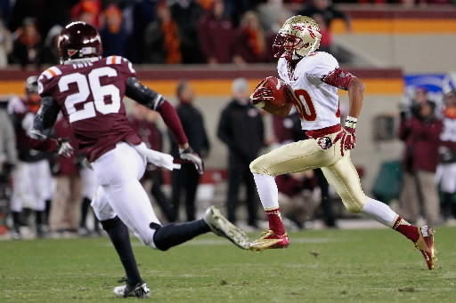 Rashad Greene sprints to FSU's winning touchdown