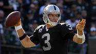 It's been six years, a trade to the Oakland Raiders and a hip injury since quarterback Carson Palmer was a Pro Bowl selection.