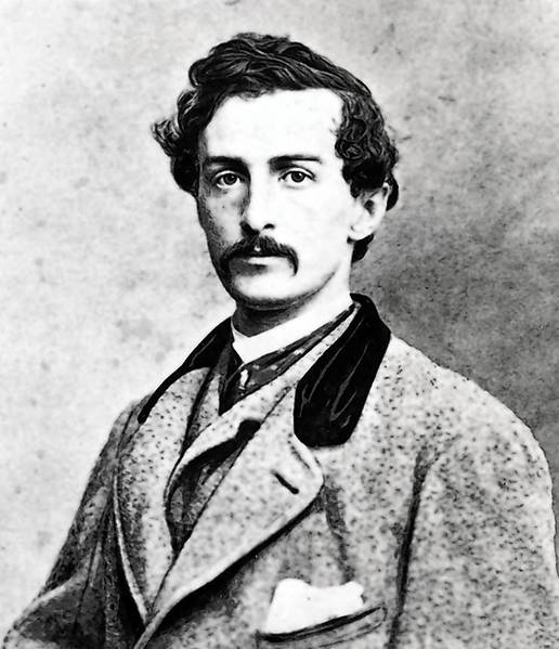 In 1865 Abraham Lincoln's assassin, John Wilkes Booth, was surrounded by federal troops on a farm near Bowling Green, Va. He later was found dying in a barn, the victim of either a suicide or a shooting.