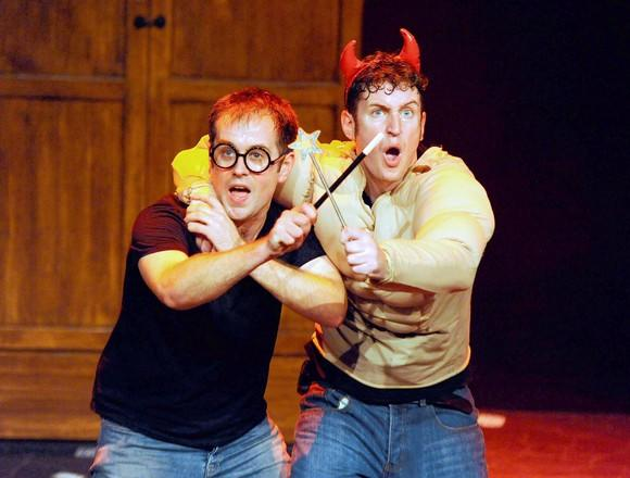 'Potted Potter'
