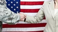Employers actively recruit veterans