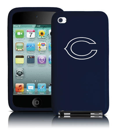 A case is a perfect way for any sports fan to show their true colors. No matter if they like a team in the NBA, MLB, NFL or NCAA there's something for everyone. Some of these officially licensed cases are silicone, others hard plastic to protect phones. The laser engraved logos will not rub off. Compatible with iPhone 4 and 4S, $24.99-$29.99. Available at Best Buy and college book stores. For licensed cases for teams outside of Chicago or additional devices such as iPod Touch, Black Berry Curve, e-readers and iPads, go to gametimegeeks.com.
