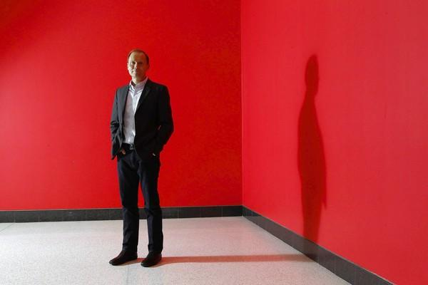 Co-founder and CEO, Joe Manseuto sets the sartorial tone at Morningstar.