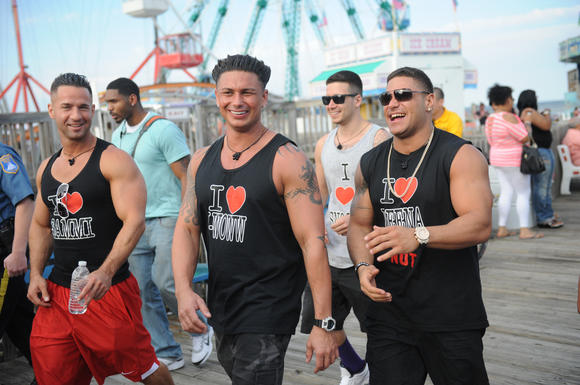 Jersey Shore guys photo
